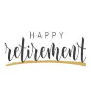 Happy Retirement Mary Lou Hughes